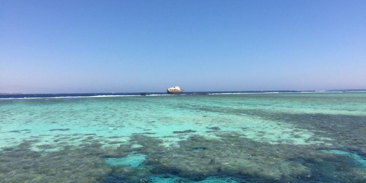 Ägypten Tauchen Tourismusrisiken Verluste ohne Sanafir, Tiran Inseln
